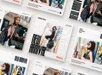 Шаблоны постов для Инстаграм «Fashion Streetwear New Arrival»